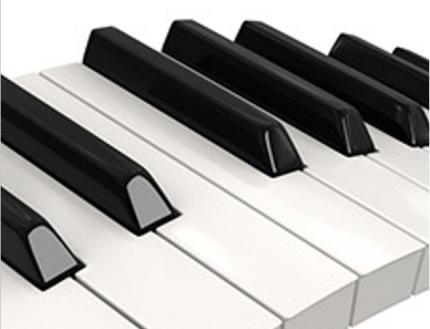 PIANO EN LIBRE SERVICE SUR LE JARDIN ÉPHÉMÈRE