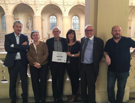 TOCEMA Worldwide, une récompense pour CENTRENEUVILLE